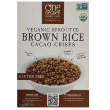 One Degree Organic Foods  Odof Brown Rice Cacao (6X10 OZ)