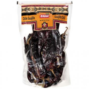 Badia Guajillo Chili Pods  (12x6 OZ)