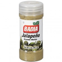 Badia Ground Jalapeno (12x2 OZ)