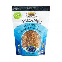 New England Naturals Organic High Protein Granola Blueberry Harvest  (6x12 OZ)