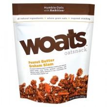 Woats Oat Snack Peanut Butter Graham Slam (9x10 OZ)