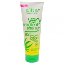 Alba Botanica After Sun 85% Aloe Vera Lotion (1x8 OZ)