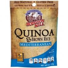 Hodgson Mill Quinoa & Brown Rice Mediterranean (6x5 OZ)