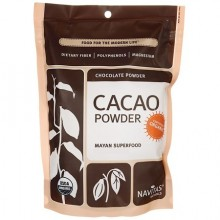 Navitas Naturals Organic Cacao Powder  (12x8 OZ)