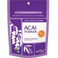 Navitas Naturals Organic Acai Powder Freeze Dried  (12x4 OZ)