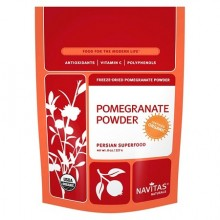 Navitas Naturals Organic Pomegrante Powder  (6x8 OZ)