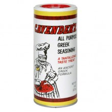 Cavender's All Purpose Greek Seasoning (1x8 OZ)