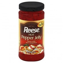 Reese Jelly Hot Jalapeno (1X10 OZ)