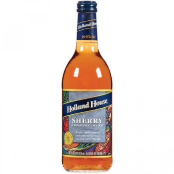 Holland House Sherry Cooking Wine (1x16 OZ)