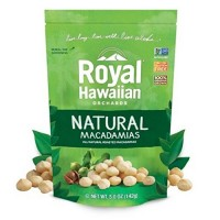 Royal Hawaiian Orchards Macadamia Nuts (6X5 OZ)