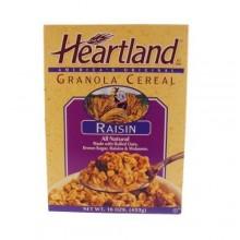 Heartland Granola With Raisins  (6x14 OZ)