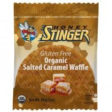 Honey Stinger Organic Salted Caramel Waffle  (16x1 OZ)