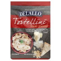 Delallo Tortellini Three Cheese (12x8.8 OZ)