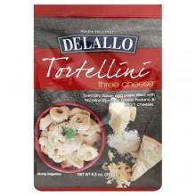 Delallo Tortellini Three Cheese (12x8.8 OZ)