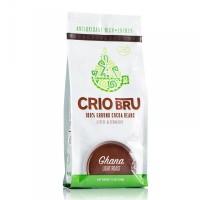 Crio Bru 100% Ground Cocoa Beans Ghana Light Roast (6x10 OZ)