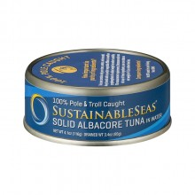 Sustainable Seas Solid Albacore Tuna  (12x4.1 OZ)