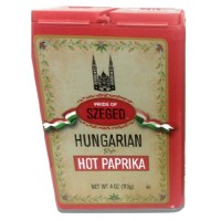 Pride Of Szeged Szeged Hungarian Paprika (6X4 OZ)