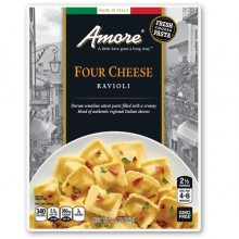 Amore Four Cheese Ravioli (6x8.8 OZ)