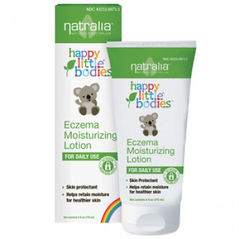 Natralia Happy Little Bodies Eczema Moisturizing Lotion (1x6 OZ)