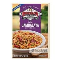 Louisiana Entr_e Mix Cajun Jambalaya (12x7.5 OZ)