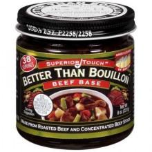 Better Than Bouillon Beef Base  (6x8 OZ)