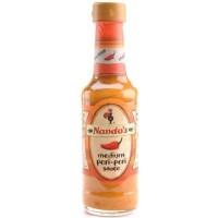Nando's Chickenland Peri-Peri Sauce - Medium (6x4.7 OZ)