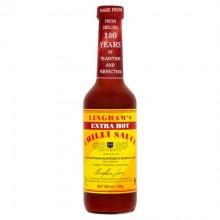 Lingham's Extra Hot Sauce (6x12.6 OZ)