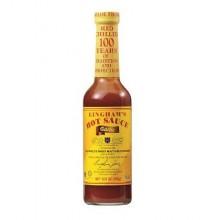 Lingham Hot Sauce with Garlic  (6x12.6 OZ)