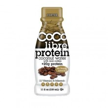 Coco Libre Protein Coconut Water Coffee (12x11 OZ)