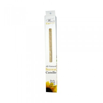 Wally's Natural Beeswax Ear Candles (1x2 PC  )