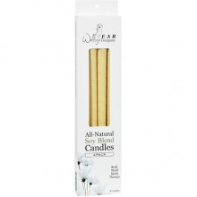 Wally's Natural Soy Blend Ear Candles (1x4 EACH)