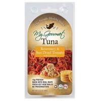My Gourmet Tuna Rosemary Sundried Tomato with Crackers (12x3.5 OZ)