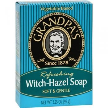 Grandpa's Witch Hazel Bar Soap  (1x4.25 OZ)