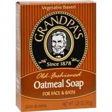 Grandpa's Oatmeal Bar Soap (1x4.25 OZ)