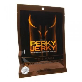 Perky Jerky Jerky Beef Teriyaki (8X2.2 OZ)