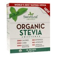 SweetLeaf Organic Stevia Sweetener Packets (1x35 Ct)