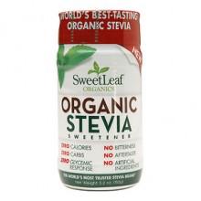 SweetLeaf Organic Stevia Sweetener Shaker (1x3.2 OZ)