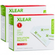 Xlear Netixlear Saline Nasal Wash with Xylitol (1x20 Ct)