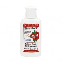 Eco Dent Tooth Powder Strawberry (1x2 OZ)