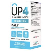 UP4 Daily Probiotic (1x60 VCAP)