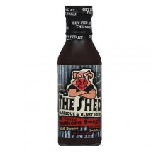 The Shed Original Southern Sweet BBQ Sauce (6x15 OZ)
