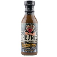 The Shed Fowl Play Marinade (6x13.5 OZ)