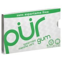 Pur Gum Pur Gum Spearmint 9 Pc (12X12.6 Gram)