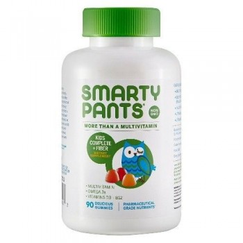 Smarty Pants Kids Fiber Complete Multivitamin Gummies (1X90 Ct)