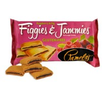 Pamela'S Products Pam Raspberry & Fig Bar (6X9 OZ)