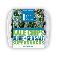 Made in Nature Olive and Sea Salt Kale Chips (8x2.2 OZ)