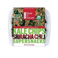 Made In Nature Sriracha Chili Kale Chips (8x2.2 OZ)