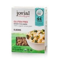 Jovial Gluten Free Brown Rice Pasta Elbows (12x12 OZ)