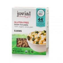 Jovial Gluten Free Brown Rice Pasta Elbows (12x12 OZ)