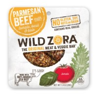 Wild Zora BBQ Beef and Tomato Bar (10x1.1 OZ)